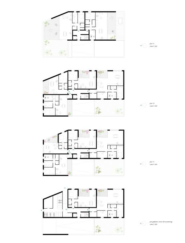 Bertem plan building 2