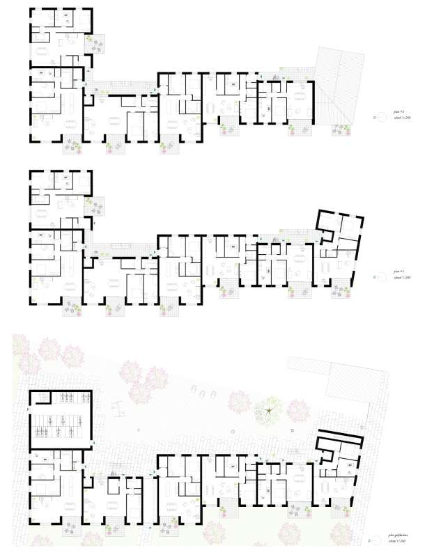 Bertem plan building 3